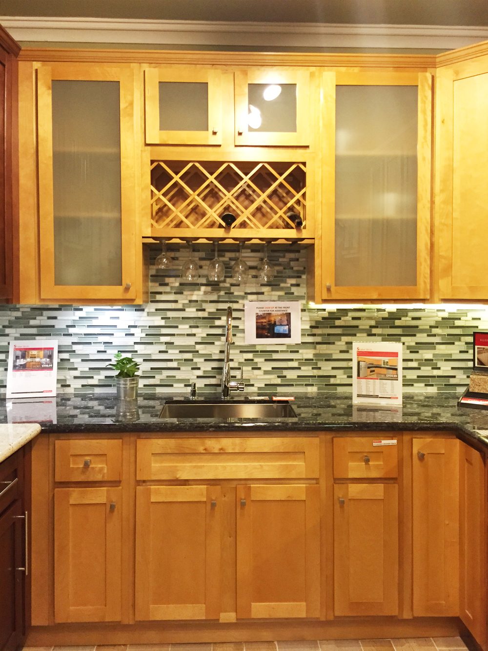 red of cabinets fabulous cabinet birch natural felice kitchen redesign mesmerizing