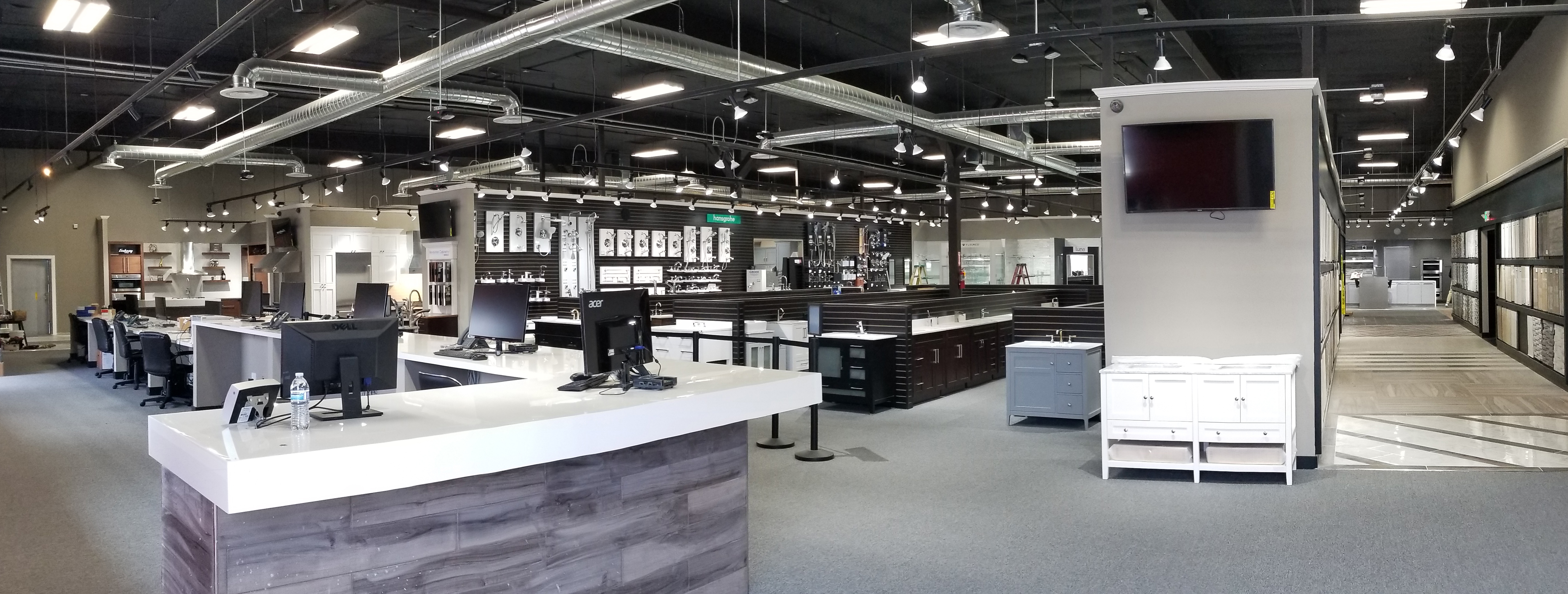 South San Francisco --- Deluxe Showroom with Design Center