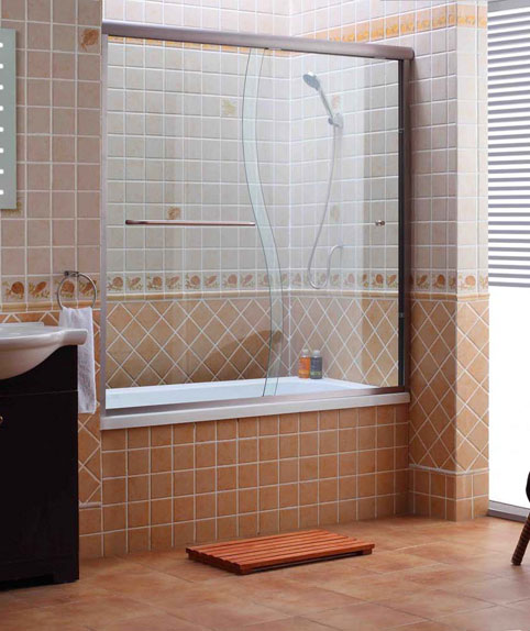 Shower Doors and Shower Enclosures --- sliding shower doors Swing shower doors frameless glass shower enclosures - Sinere Home Decor : bath door - pezcame.com