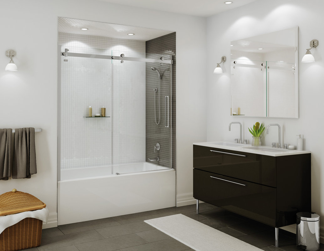 Shower Doors and Shower Enclosures --- sliding shower doors, Swing ...