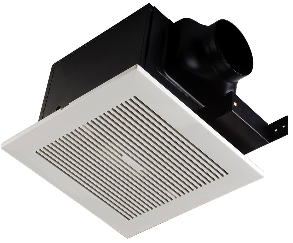 Bathroom ventilation fan