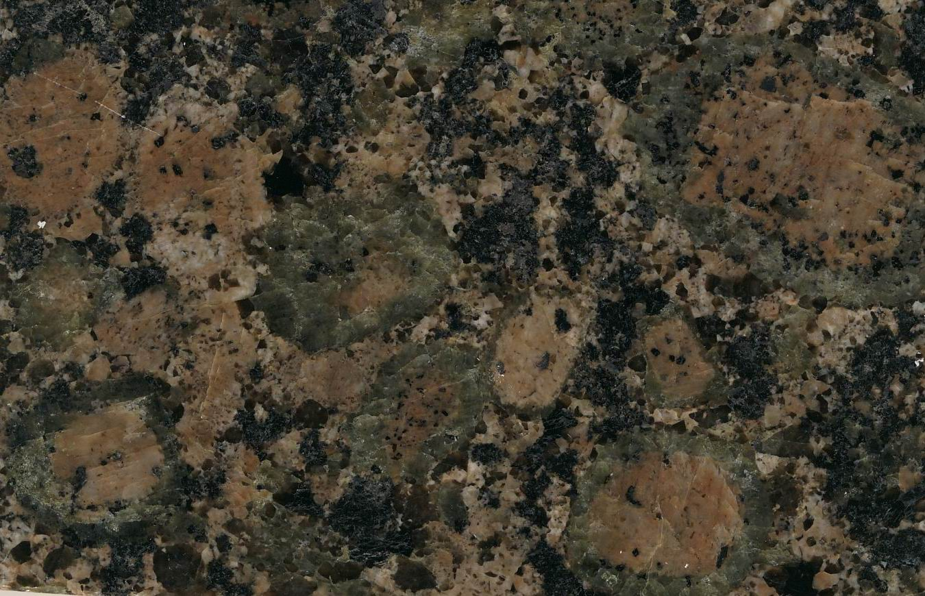 Baltic Brown Granite : Sincere Granite Countertops Baltic Brown Series - Sinere Home Decor