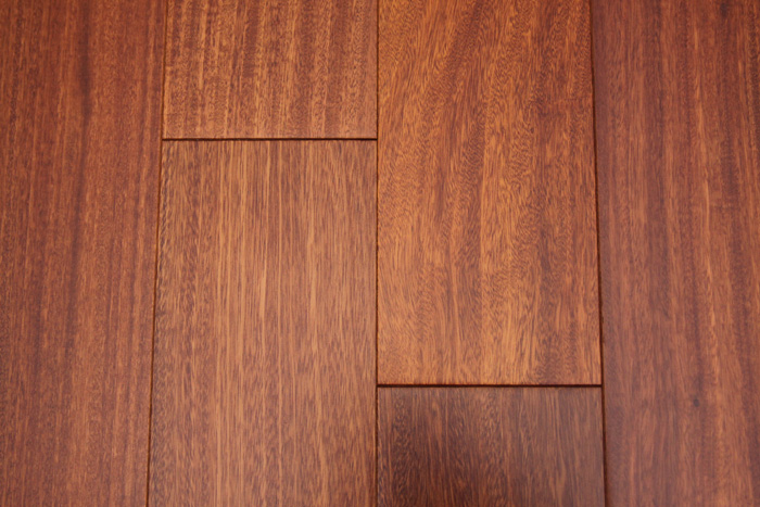 Santos Mahogany Engineered Flooring Gurus Floor