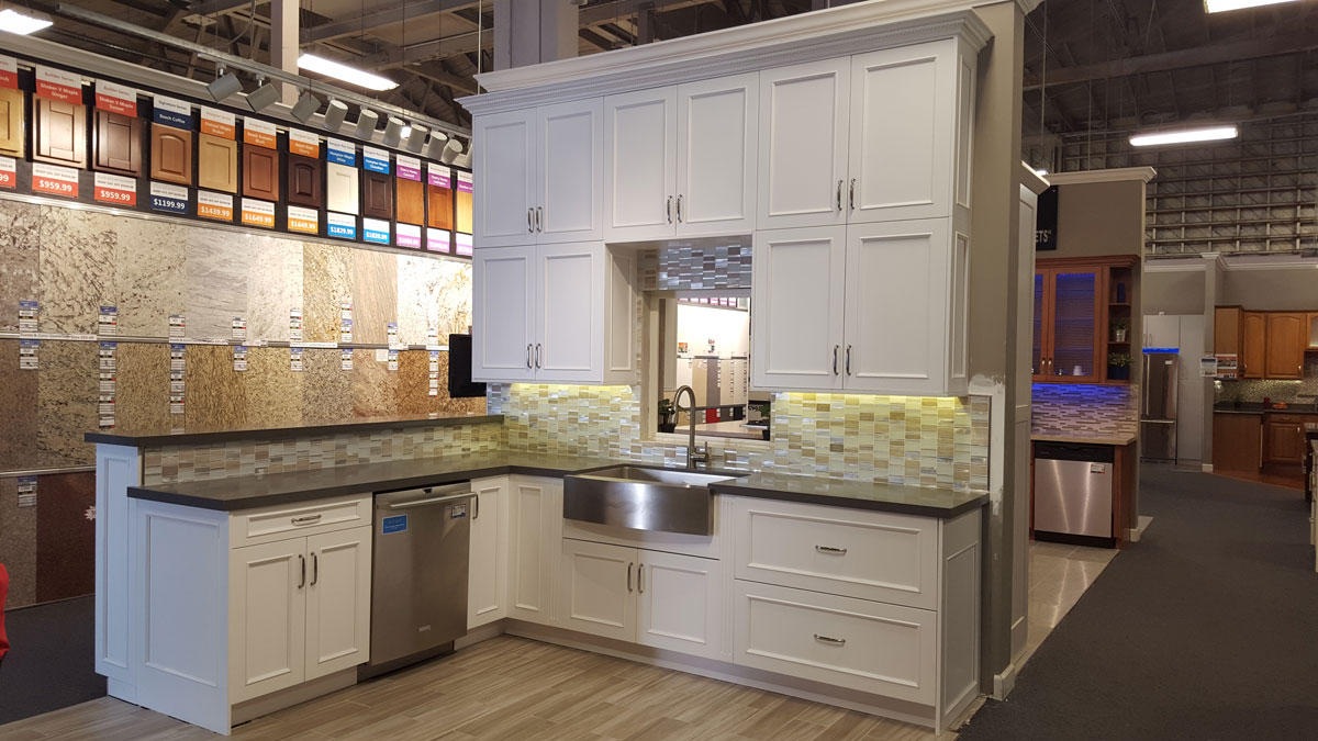 Kitchen Display Discount Kitchen Cabinets In Stock Cabinets San Francisco Bay